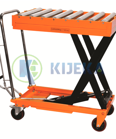 Die Loader_Roller Lift Table2