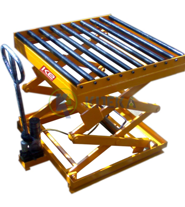 Die Loader_Roller Lift Table
