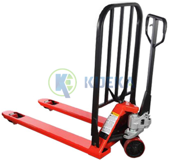 Pallet Truck-with Cargo Backrest