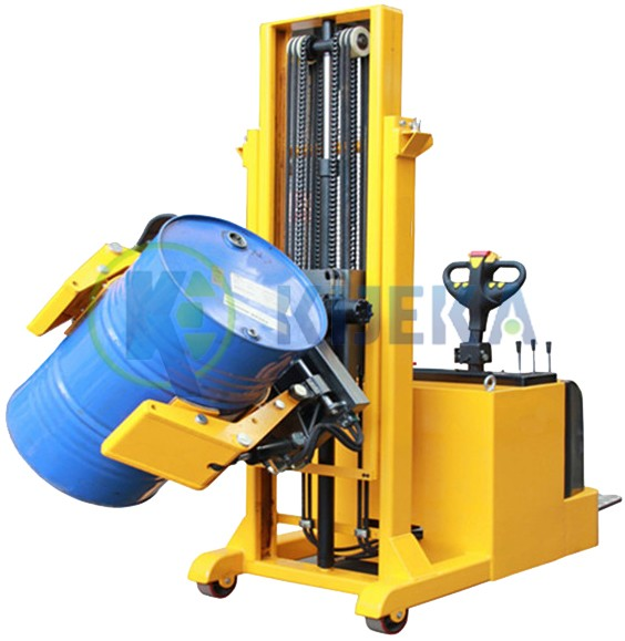 Counter Balance Full Electric Drum Rotator copy