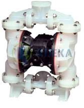 Air-operated double diaphragm (AODD) pumps2
