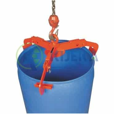 Hoist-Mounted-Drum-Lifter
