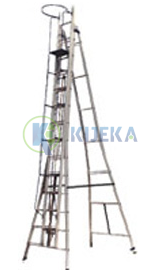 Self- Supporting Extension Ladders