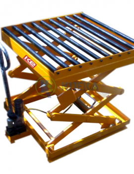 Die Loader_Roller Lift Table1