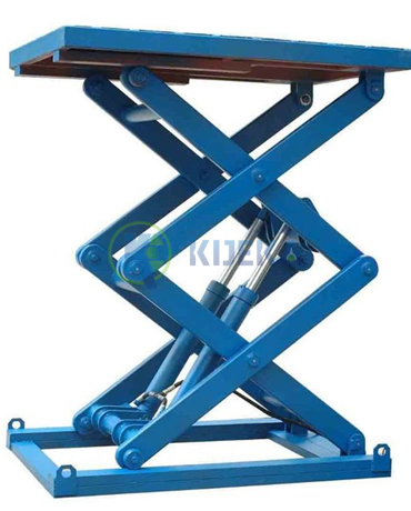 Lifting Table- Pit Mounted