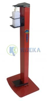 Foot Operated Sanitizer Dispenser (5) copy
